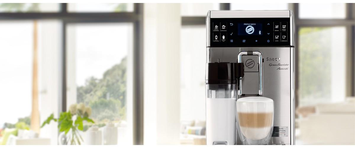 Philips Saeco GranBaristo White kafijas automāts